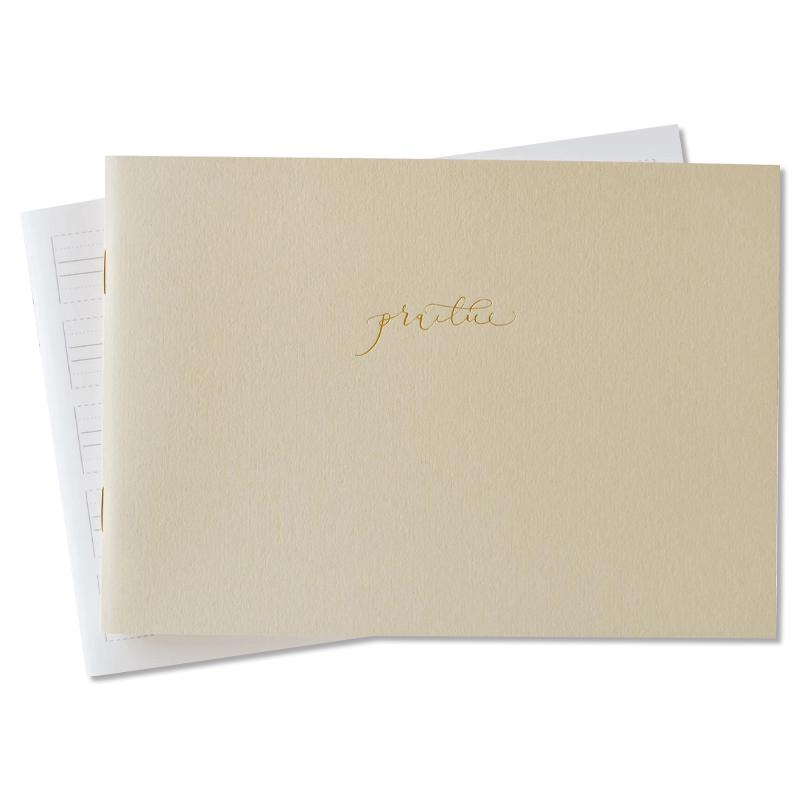 カリグラフィー/練習帳/Lucy Edmonds Calligraphy Practice Book