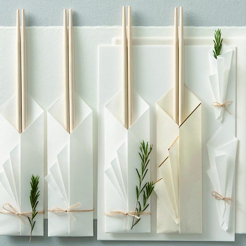 WACCA × Paper Tree お正月の折形レッスン/お箸包み・木の花包みWORKSHOP