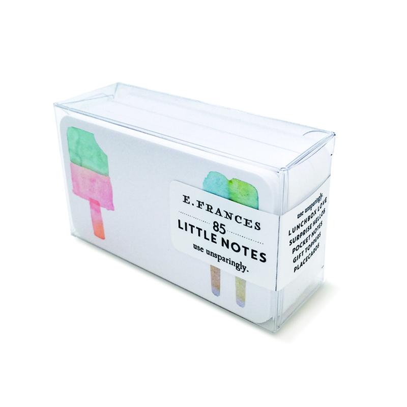 E. Frances/ミニカード85枚セット/Popsicles Little Notes