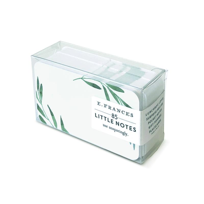 イー・フランシス/ミニカード85枚セット/Olive Branches Little Notes