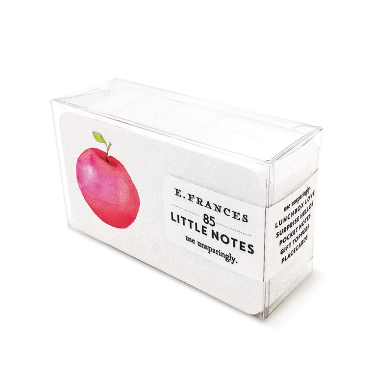 イー・フランシス/ミニカード85枚セット/Big Apple Little Notes