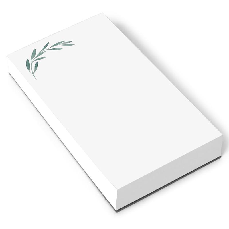 イー・フランシス/ノートパッド/Green Olive Branch Notepad