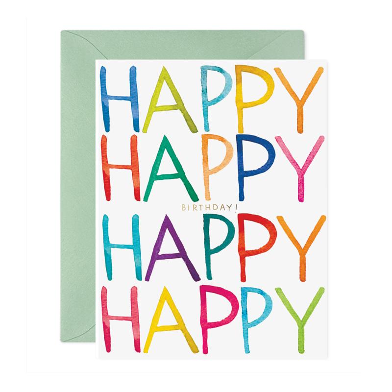 E.Frances/シングルカード/Really Happy Birthday