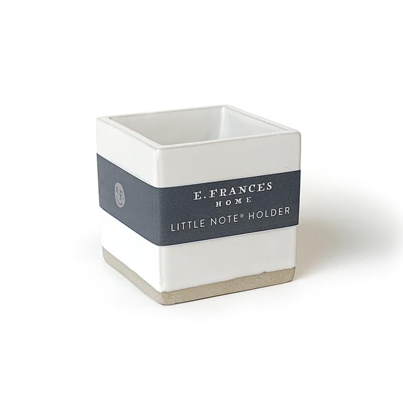 E.Frances/ミニカードホルダー/Little Note Ceramic Box