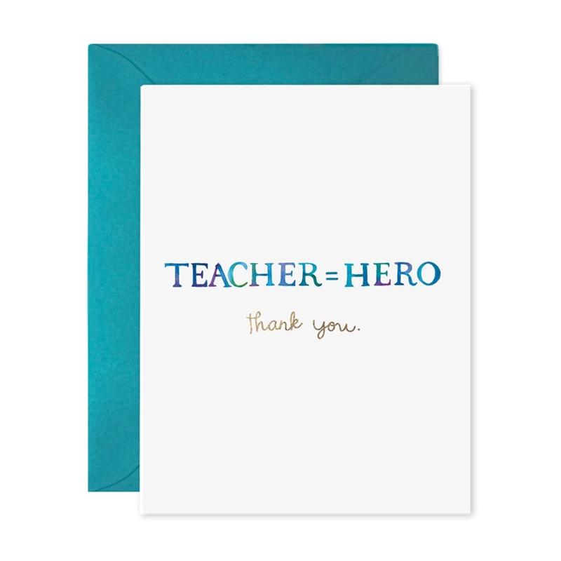 E.Frances/シングルカード/Teacher equals Hero