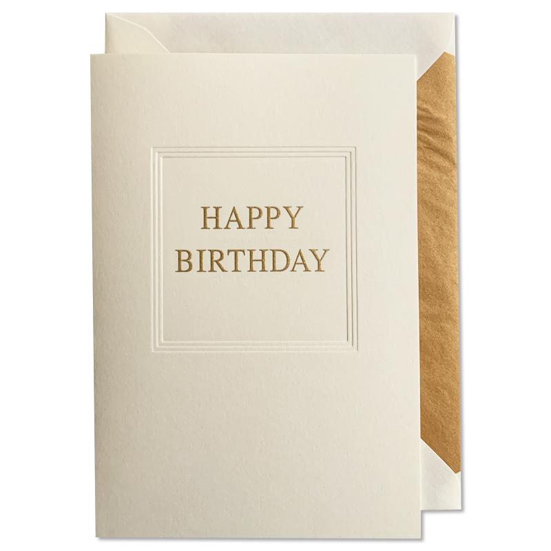 First Cards/シングルカード/Happy Birthday