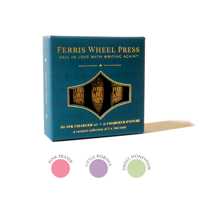 Ferris Wheel Press/インクセット/Ink Charger Set - Spring Robinia