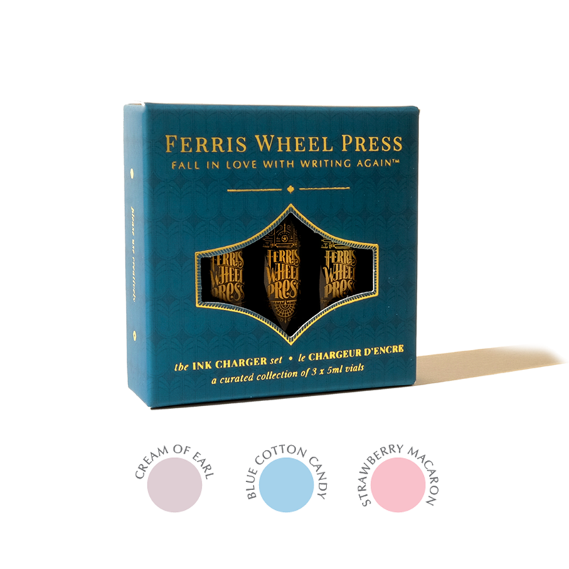 Ferris Wheel Press/インクセット/Ink Charger Set - The High Tea Collection