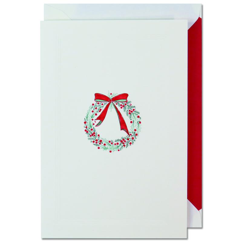 ヤン・ピーター/シングルカード/Classic wreath