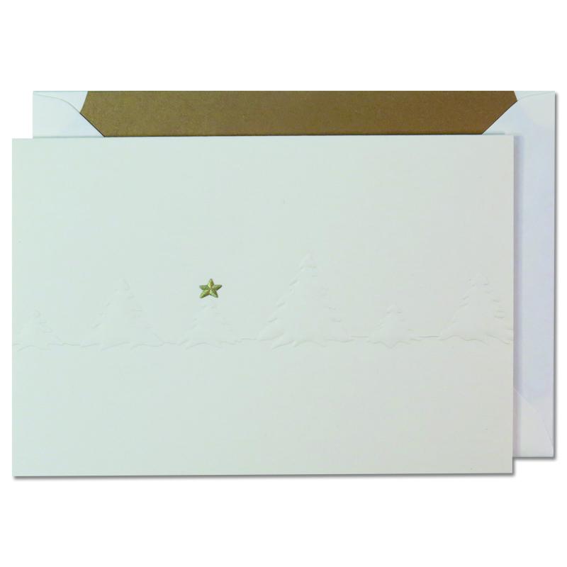 ヤン・ピーター/シングルカード/Emboss trees