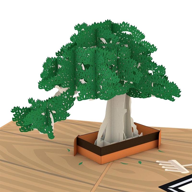 Lovepop/シングルカード/Bonsai Tree