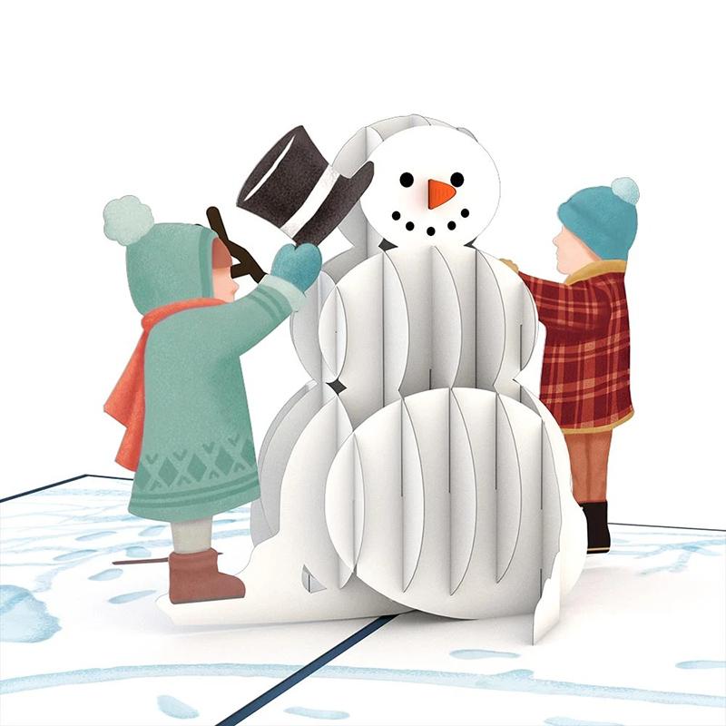 Lovepop/シングルカード/Snowman