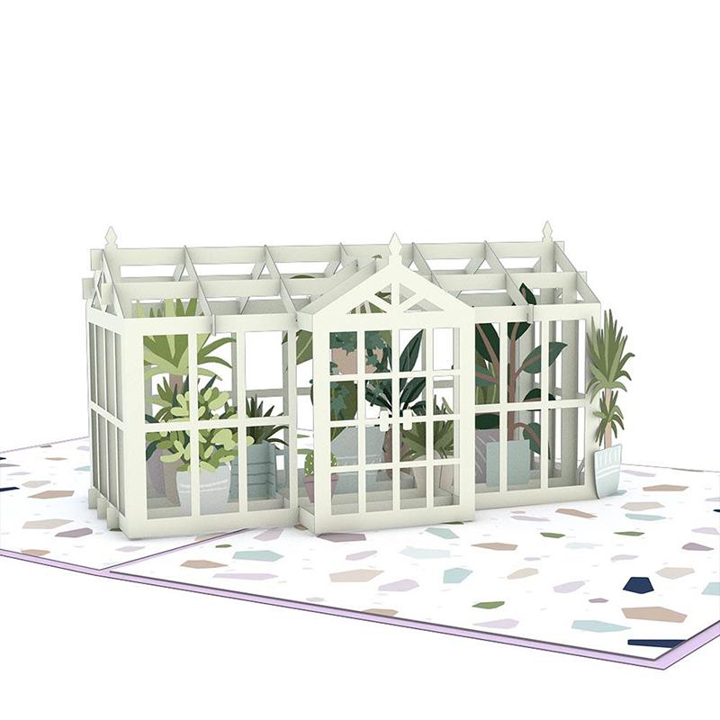 Lovepop/シングルカード/Greenhouse Garden