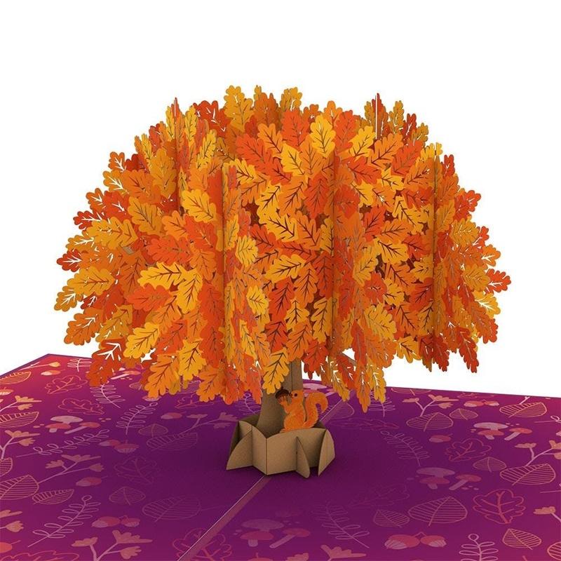 Lovepop/シングルカード/Oak Tree