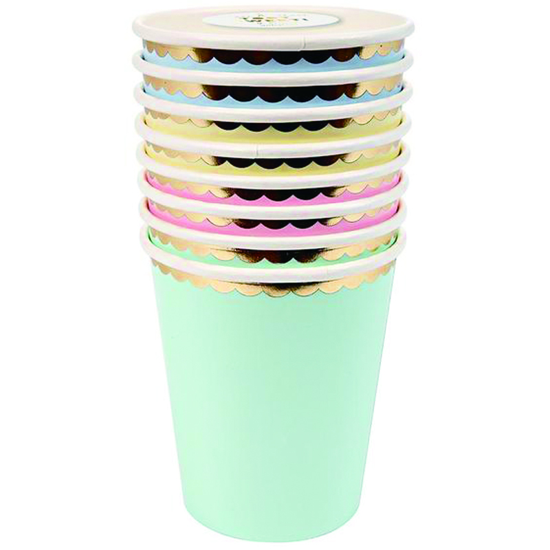 Meri Meri/ペーパーカップ/Pastel Cups