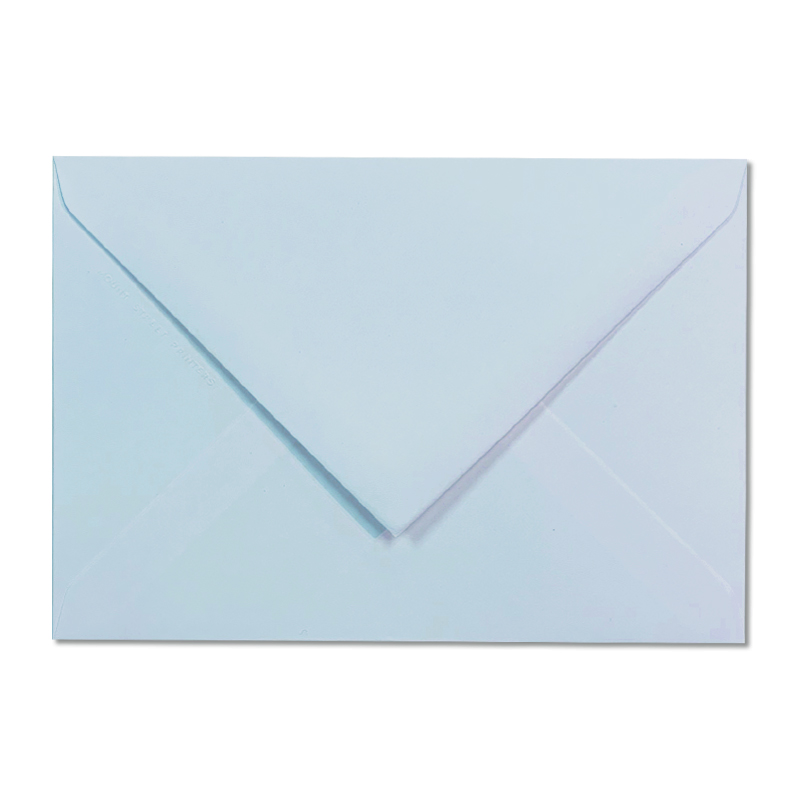 Mount Street Printers/封筒/C6 Envelope Sets- Cool Blue