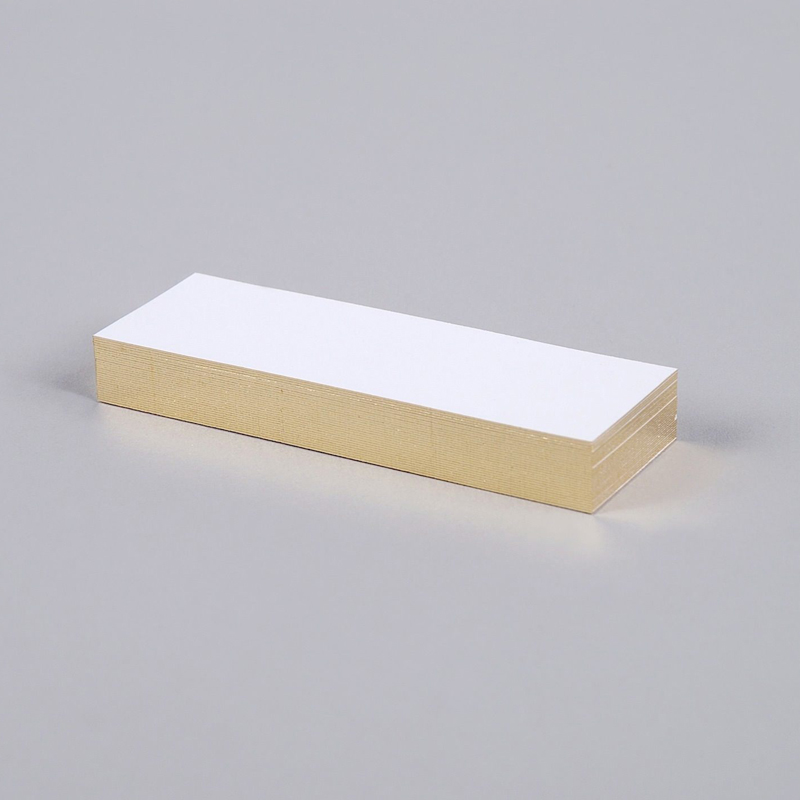 Mount Street Printers/プレイスカード/Place Cards Gold Gilt Edge (Not Folded)