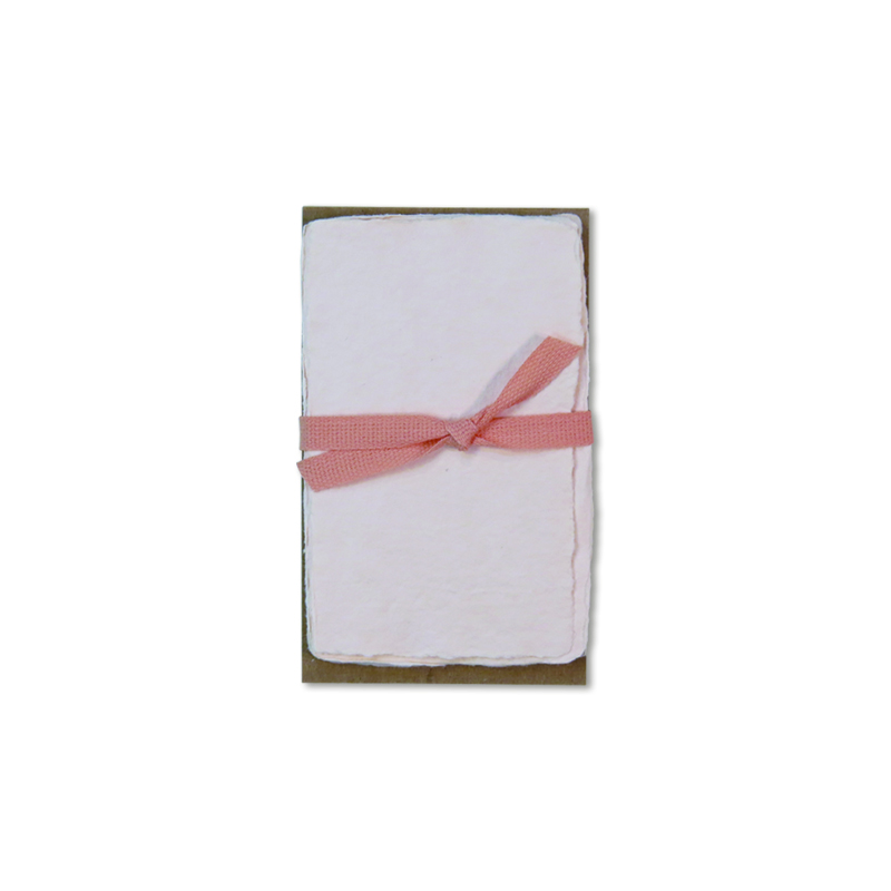 オブレイション/カード/6 Blush Business Cards