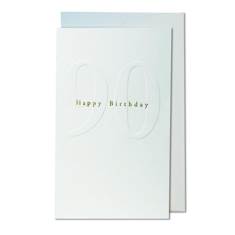 オブレイション/シングルカード/90th Birthday