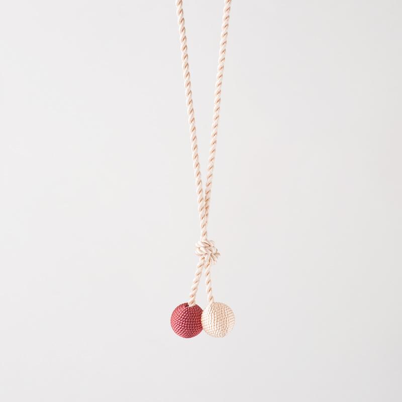 ペーパーツリー/タッセル/Pink&RosePink