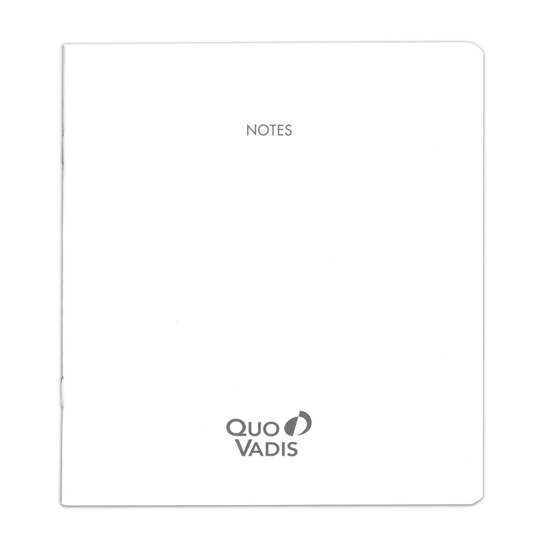 Quo Vadis/ダイアリー/Note Set 16×16: White
