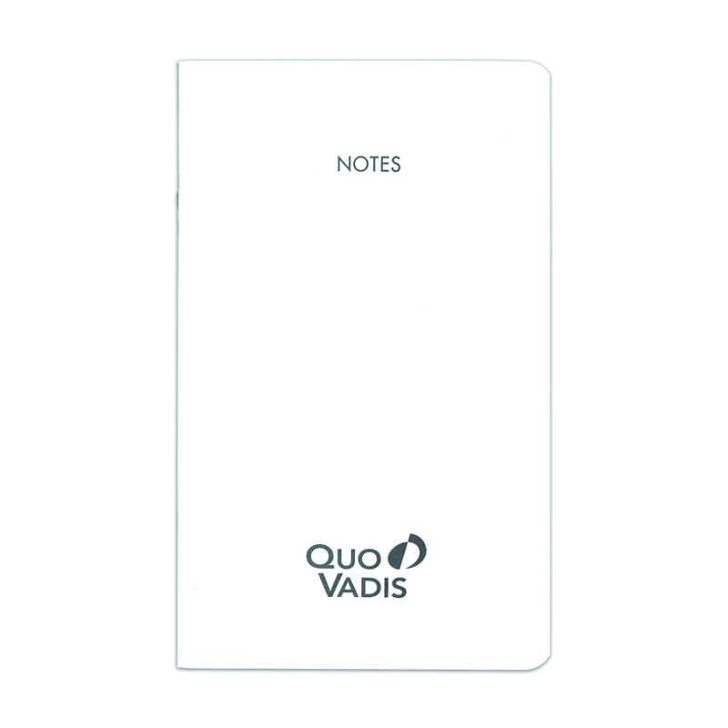 クオバディス/ダイアリー/Note Set 10×15: White