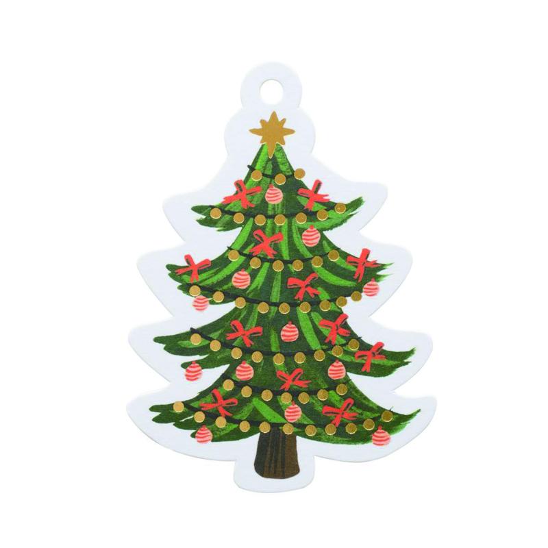 Rifle Paper/ギフトタグ/Christmas Tree