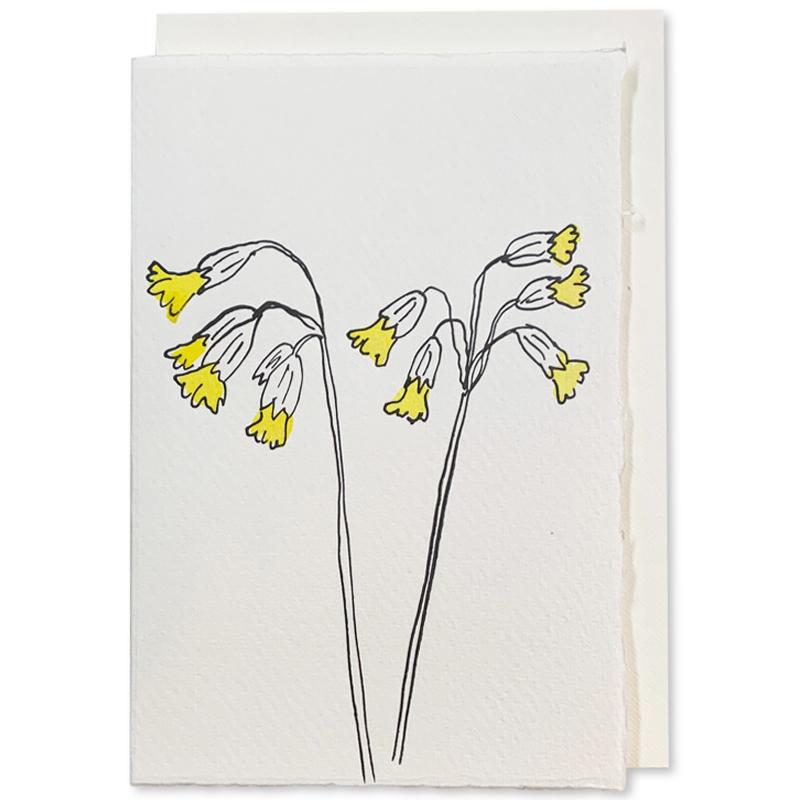 Scribble & Daub/シングルカード/Cowslip
