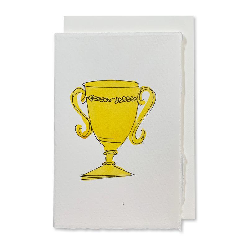 Scribble & Daub/シングルカード/Trophy