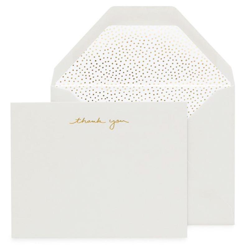 シュガーペーパー/ボックスカード6枚セット/Soft Thank You, Dots