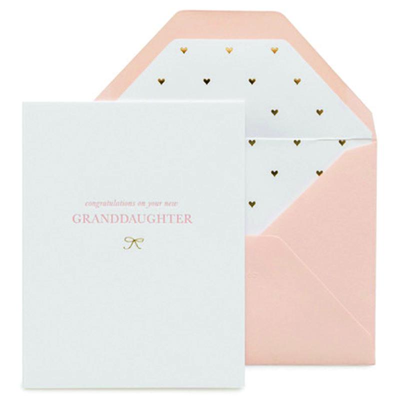 シュガーペーパー/シングルカード/New Granddaughter