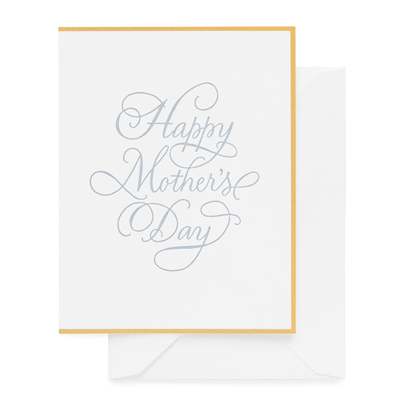 Sugar Paper/シングルカード/Traditional Mother's Day