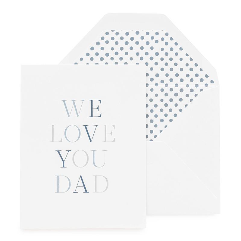 Sugar Paper/シングルカード/We Love You Dad