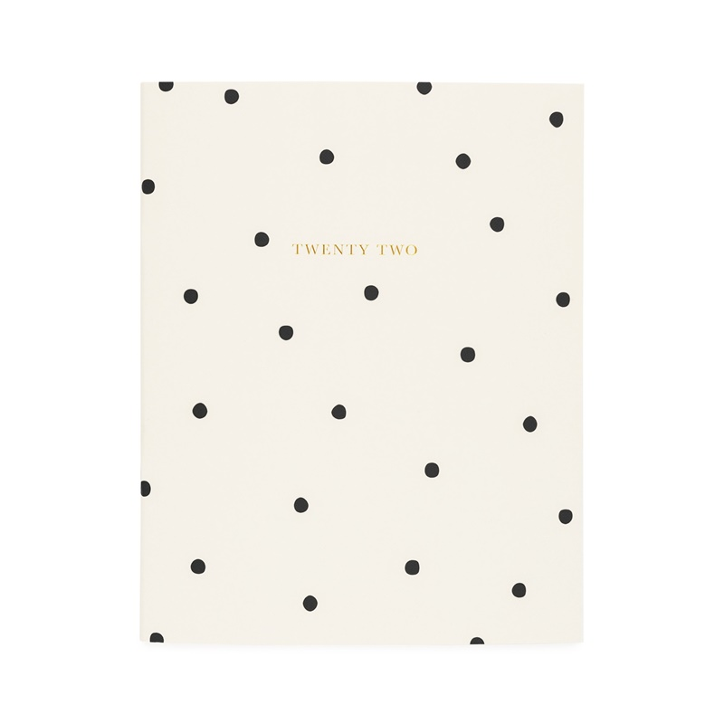 Sugar Paper/ダイアリー/Monthly Planner,Scatter Dot,2022