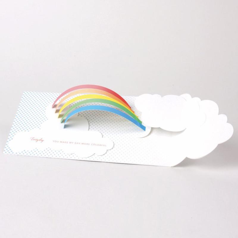 UWP LUXE/シングルカード/Rainbow (Everyday)