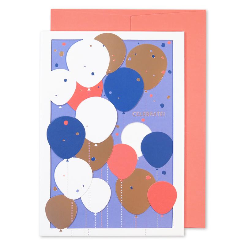UWP LUXE/シングルカード/Balloons