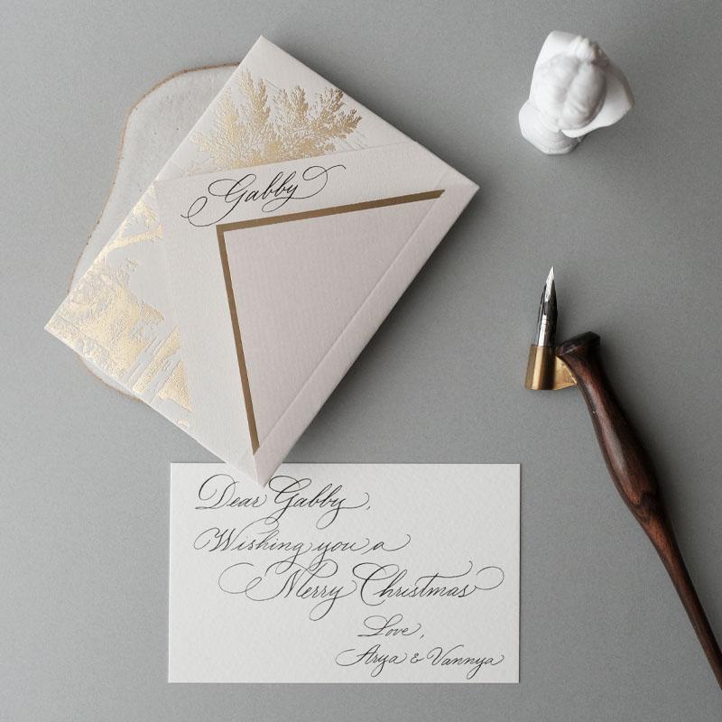 Veronica Halim/ボックスカード/ORI Card Set - Grey