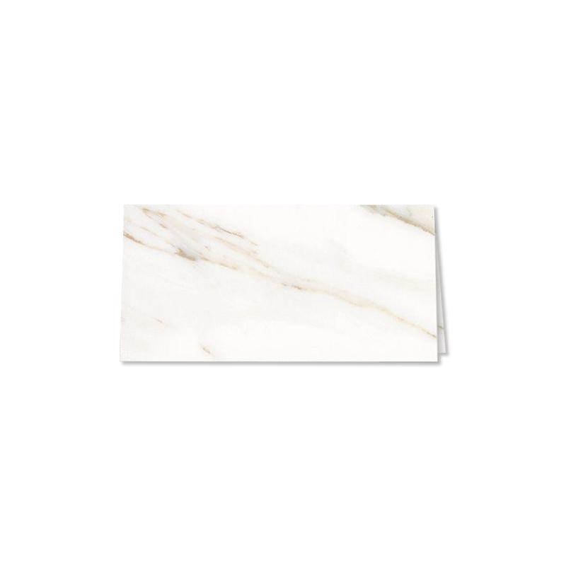 ヴェラ・ウォン/プレイスカード25枚セット/Calacatta Place Cards