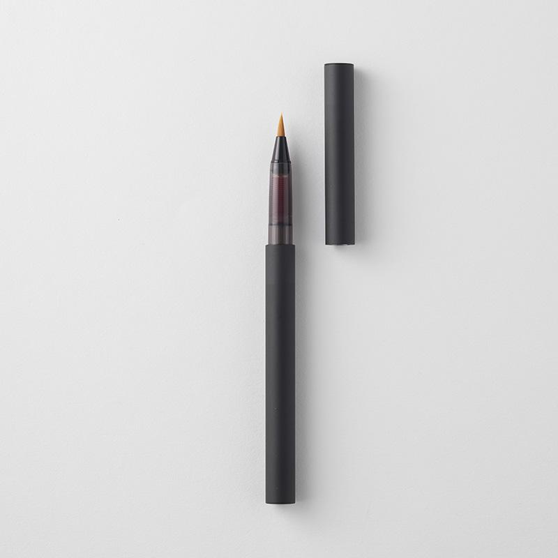 WACCA/筆ペン/添 綴綴 万年筆ペン マットブラック