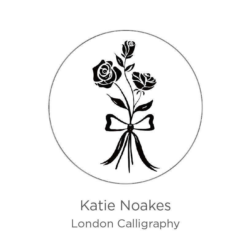 【ご予約商品】WRITE for the planet/チャリティープロダクト/Sealing Stamp - Katie Noakes