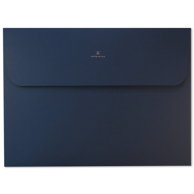 Appointed/ドキュメントフォルダー/Document Folder:Navy Blue