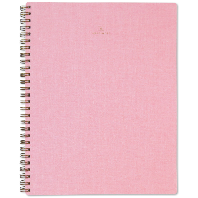 Appointed/ノートブック/Notebook/Blossom Pink:Grid