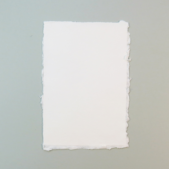 ARPA/カリグラフィーペーパー/ARPA Cotton Paper: White
