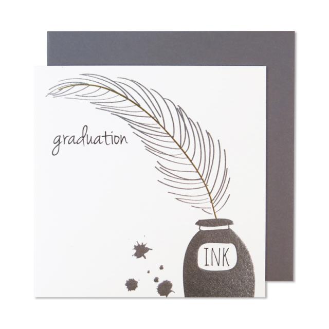 卒業祝いカード