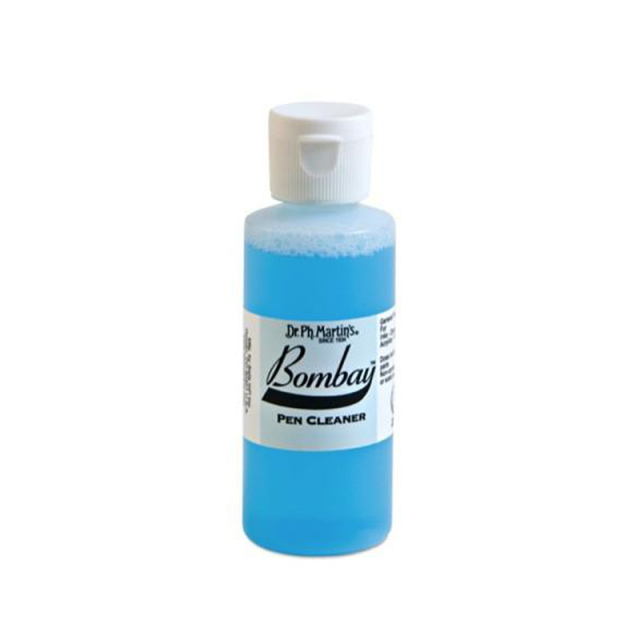 カリグラフィー/インク/Dr. Martin's Bombay Pen Cleaner (60ml)