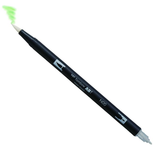 カリグラフィー/トンボ鉛筆 筆ペン カラーレスブレンダー/ Tombow Blender Pen
