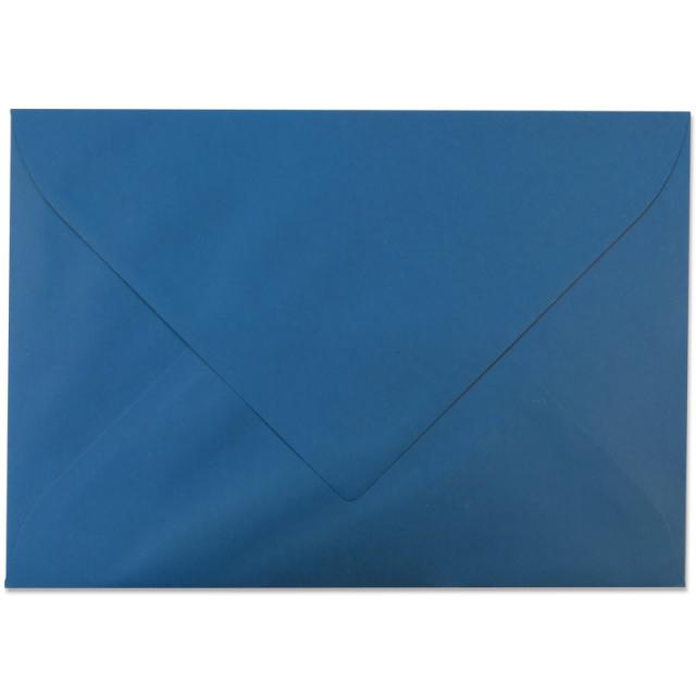 オリジナル・クラウン・ミル/A4封筒/ORIGINAL CROWN MILL: Navy Blue