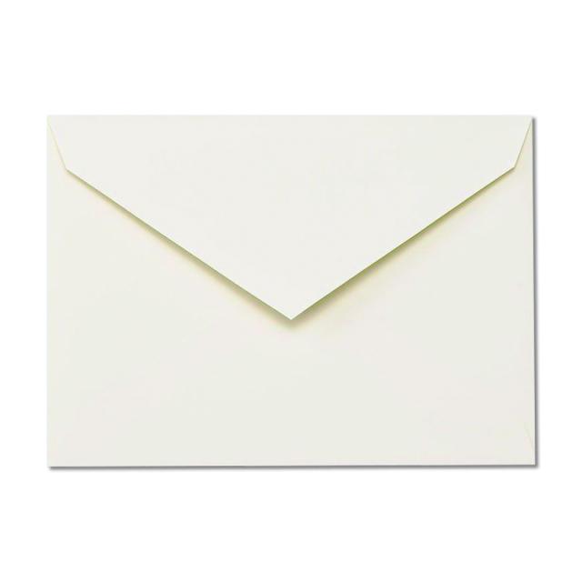 Crane/封筒25枚セット/Ecru Envelopes