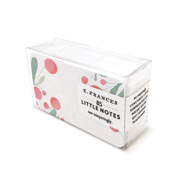 E. Frances/ミニカード 85枚セット/Jolly Berries Little Notes