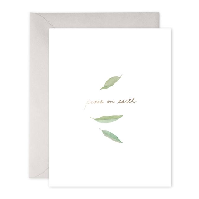 イー・フランシス/シングルカード/Peaceful Leaves
